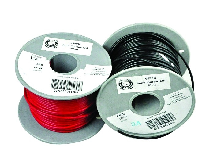 TINNED COPPER WIRE SINGLE CORE - Metal Hardware Supplies