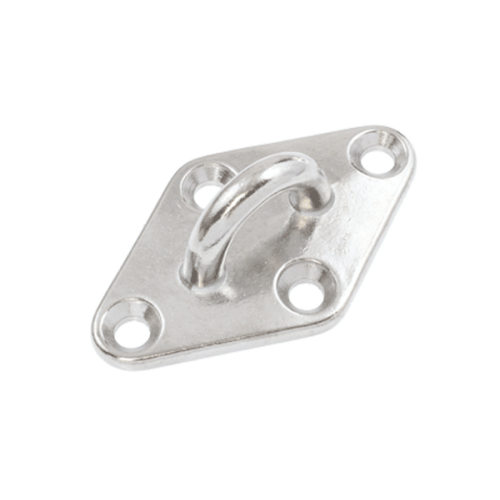Aluminum Hardware Supplies : Wholesale stainless steel hook eye plate supplier sydney